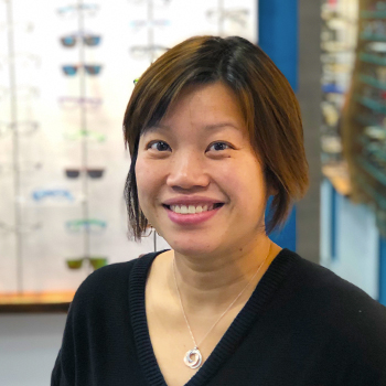 Dr. Wong, OD Photo